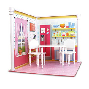 18 inch Dollhouse Playscape