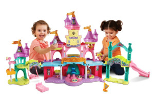 VTech Go! Go! Smart Friends Enchanted Princess Palace (Frustration Free Packaging)