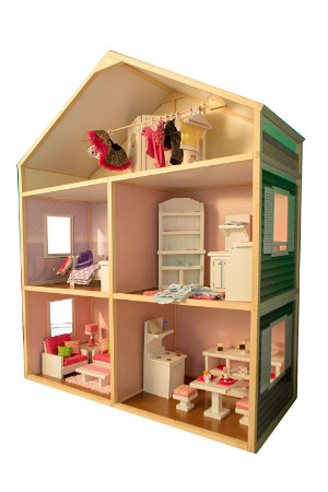 My Girl's Dollhouse for 18 inch Dolls
