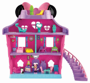 Fisher-Price Minnie Mouse - Minnie's Bow Street Home
