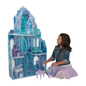 FRozen Castle Dollhouse