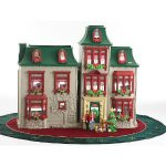 Fisher Price Loving Family Exclusive Holiday Dollhouse