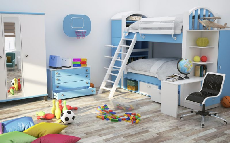 Messy Kids Bedroom Here Are Great Toy Storage Solutions