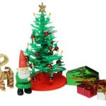 Lundby Dollhouse Christmas Tree Set