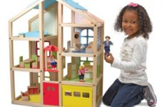 Melissa & Doug Dollhouse Reviews – From the Classic Victorian to the Modern High Rise – it's All Here!