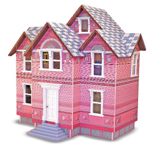 Melissa and Doug Classic Victorian Doll House