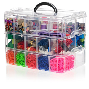 California Home Goods Snapcube Organizer
