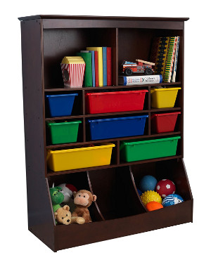 KidKraft Wall Storage Unit
