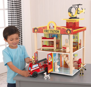 Kidkraft Firestation Set