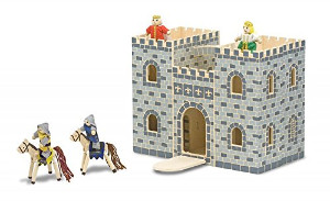 Melissa & Doug Fold and Go Castle