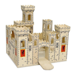 Melissa and Doug Medieval Castle