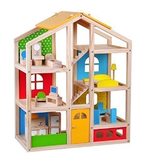 Skylar Doll house