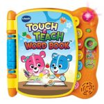 V-Tech Touch & Teach Word Book