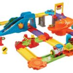 VTech 80-146700 Go! Go! Smart Wheels Playset