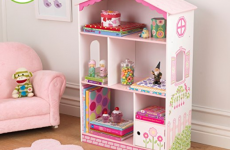 Dollhouse Bookshelf - DIY or Buy?