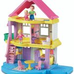 Fisher Price Dollhouse for 2 Year Old