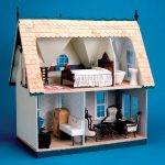 Greenleaf Dollhouse Kit for An Adult
