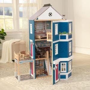 Best Wooden Dollhouses For Toddlers And Kids Ages 3 10