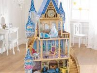 KidKraft Disney Princess Cinderella Royal Dreams Dollhouse Review