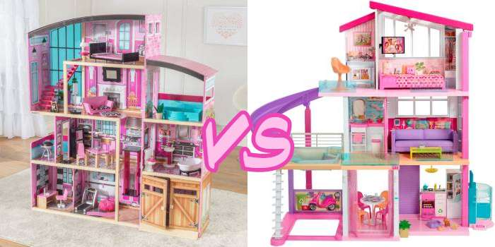 Kidkraft Shimmer Mansion Is It The Best Barbie Dollhouse