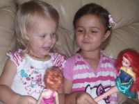Do Toddlers Play With Barbies?